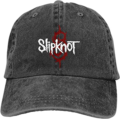 Slipknot Adjustable Sports Hats Sun Hat for Men and Women