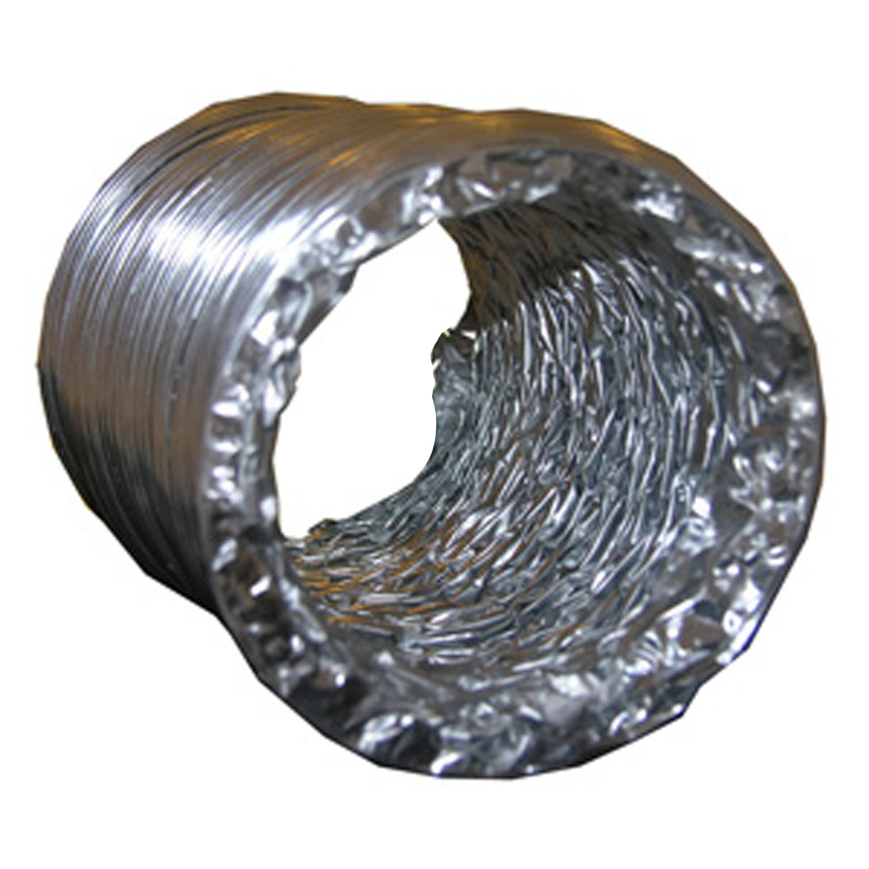 LASCO X 10 – 1876アルミニウムドライヤーVentダクトホース、4インチ8-foot   B00605B8ZA