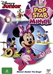 Mickey Mouse Clubhouse: Pop Star Minnie (DVD)