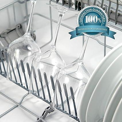 WENTS Tapas para estante de lavavajillas, 200 piezas, tapa para ...