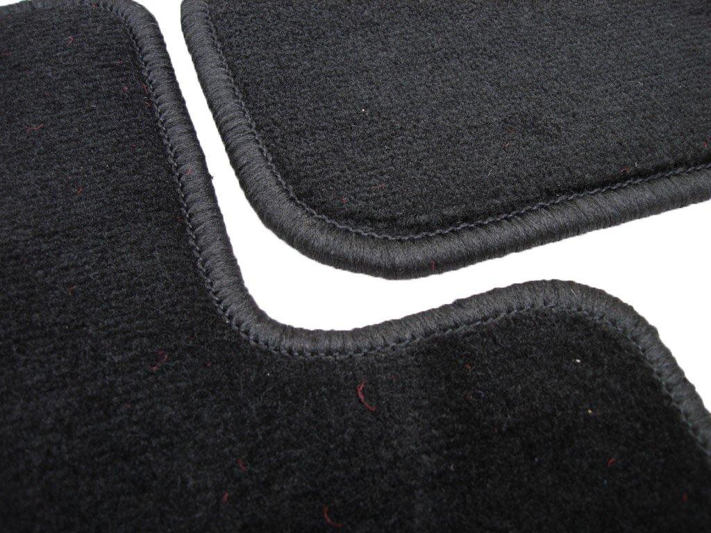 Weathertech floor mats evo 8 - Amazon Com Ralliart Black Floor Mats Carpet Rug 5 Pc Piece Set Jdm For Mitsubishi Lancer Evo Evolution 8 9 Viii Ix Automotive