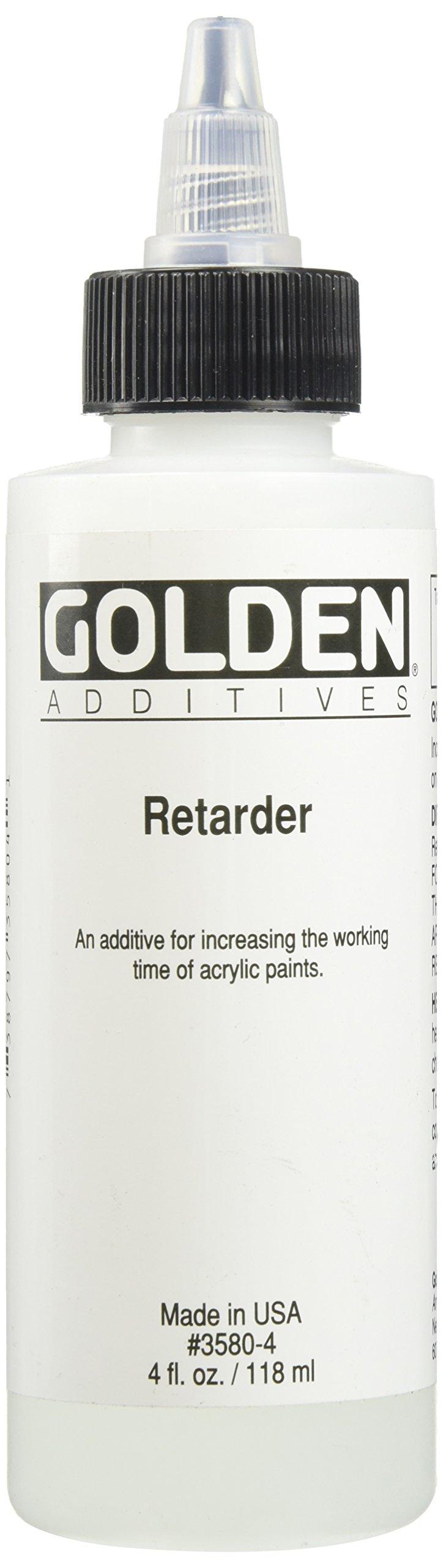 Acrylic Medium Golden Retarder 4 oz jar