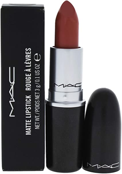Mac Matte Lipstick, 1er Pack (1 x 3 G): Amazon.es: Belleza