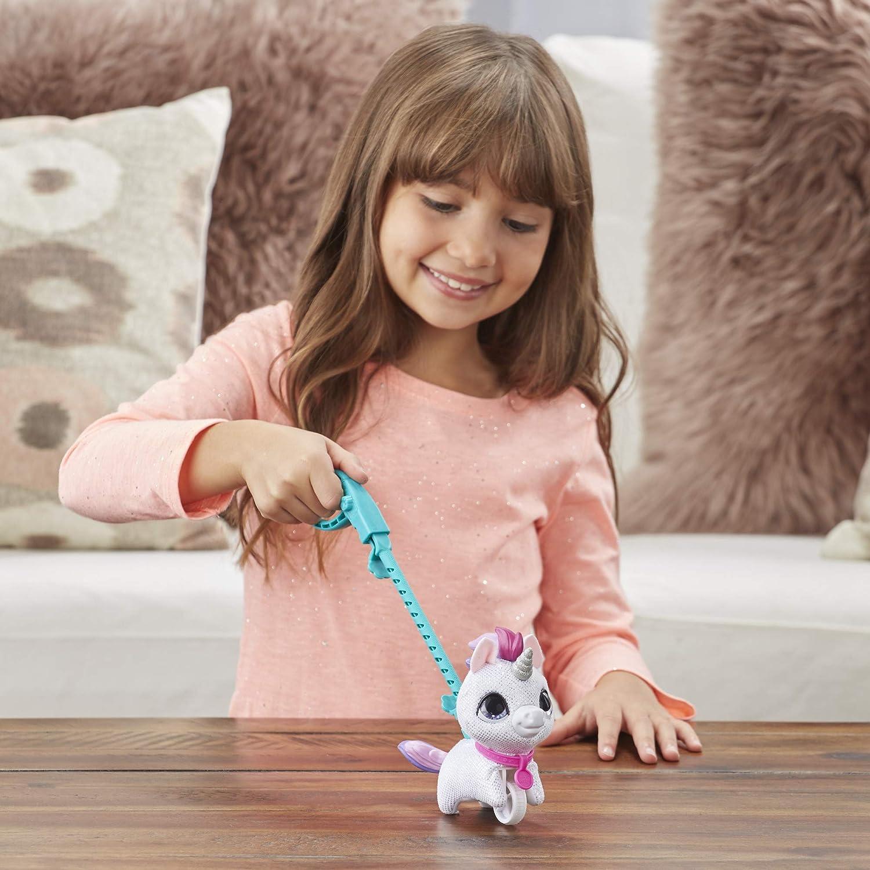 E4774ES2 FRR WALKALOTS Lil Wags Unicorn Furreal Friends Multicolour