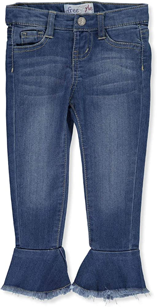Freestyle Revolution Baby Girls Betty Island Wash Jeans