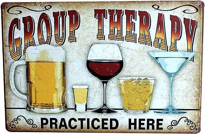 1Pcs Vintage Poster Mural rétro Octogonal Plaque en métal Bar Pub Home Plaque Cafe Home Bar Sticker Mural de décoration Fer 20x30cm Lumanuby