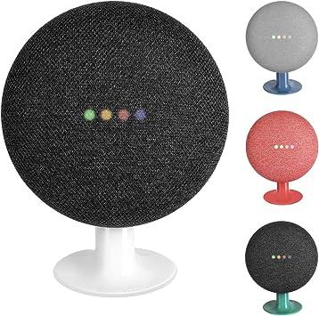 Support de Pied pour Google Home Mini,LANMU Support de Bureau pour Google Home Mini