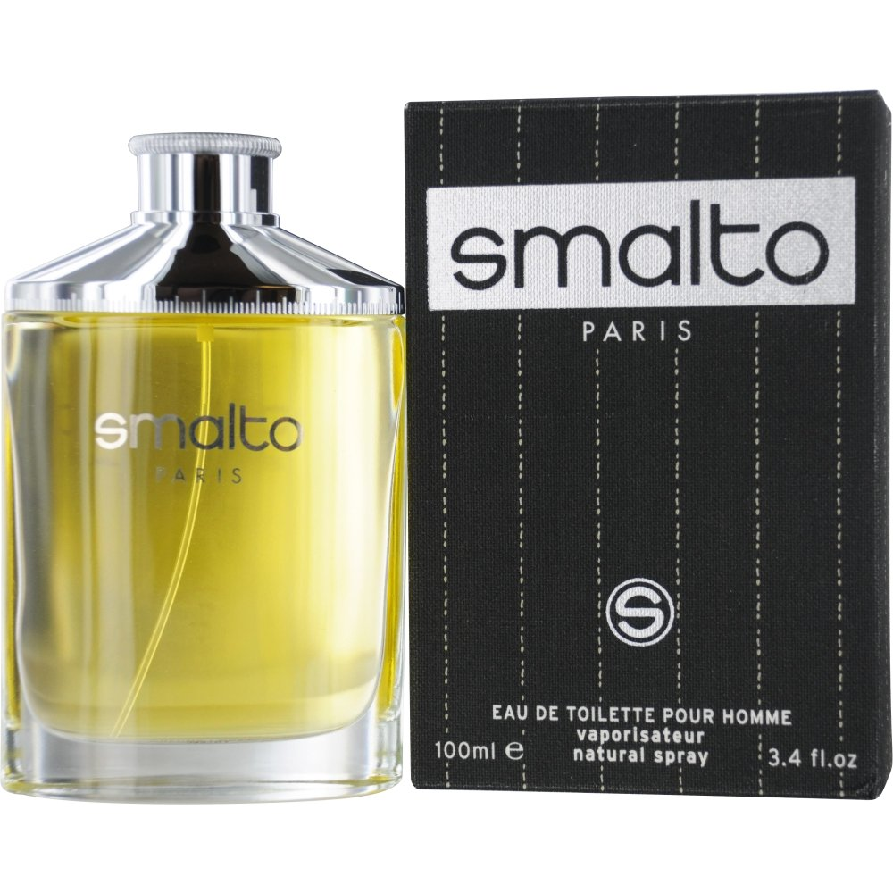 Smalto for Men Eau De Toilette Spray, 3.4 Ounce