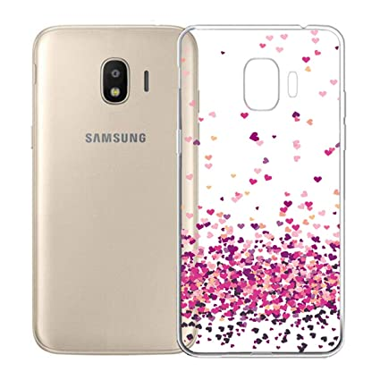 Amazon.com: IJIA Case for Samsung Galaxy J4 2018 (5.5 ...