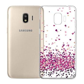 Funda para Samsung Galaxy Grand Prime Pro 2018 Carcasa ...