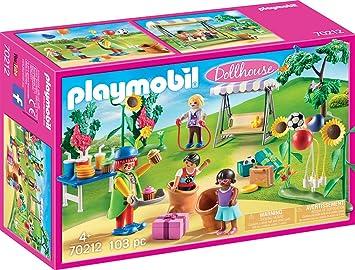 Playmobil Dollhouse 70212 Set de Juguetes - Sets de Juguetes ...