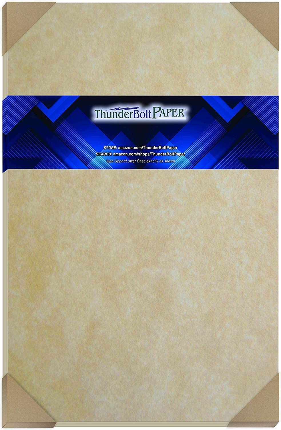 50 Old Age Parchment 65lb Cover Weight Paper 11 X 17 Inches Cardstock Colored Sheets Tabloid|Ledger Size -Printable Old Parchment Look