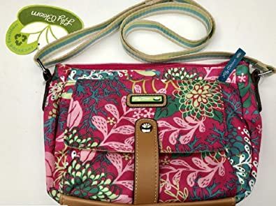 aa2f768bb4 Lily Bloom Cristina Crossbody Bag Floral Reef-Pink  Amazon.co.uk  Shoes    Bags
