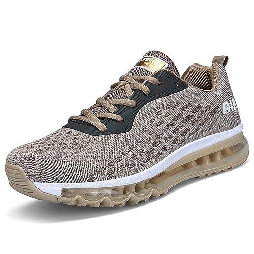 Zapatillas de Deportes Mujer Zapatillas para Correr Hombre Air Zapatos Aire Libre Aire Libre y Deportes Calzado: Amazon.es: Zapatos y complementos