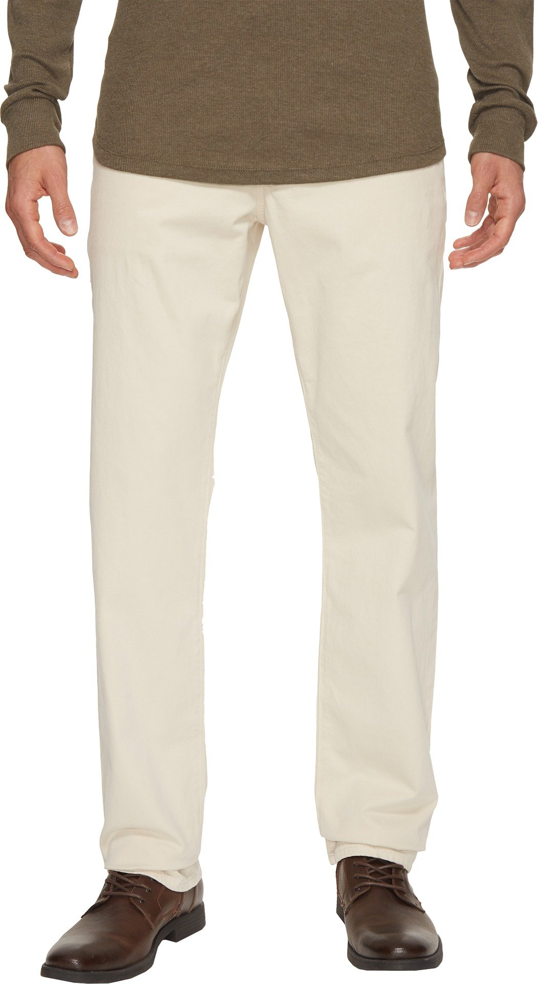 AG Adriano Goldschmied Men's The Graduate Tailored Sud Pant, Moon Glade, 40