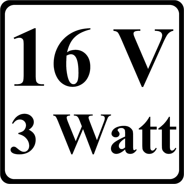 16Volt 3Watt NEU 16v 3w Ersatzlampe für Schwibbogen Ersatzglühbirne