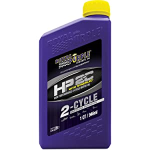 Royal Purple HP 2-C High Performance 2-Cycle Oil 01311- 1 QT