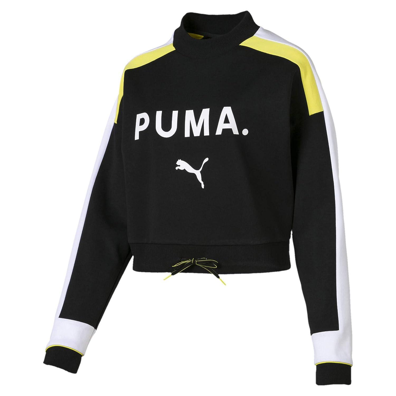 Puma Chase Damen Sweatshirt: : Bekleidung