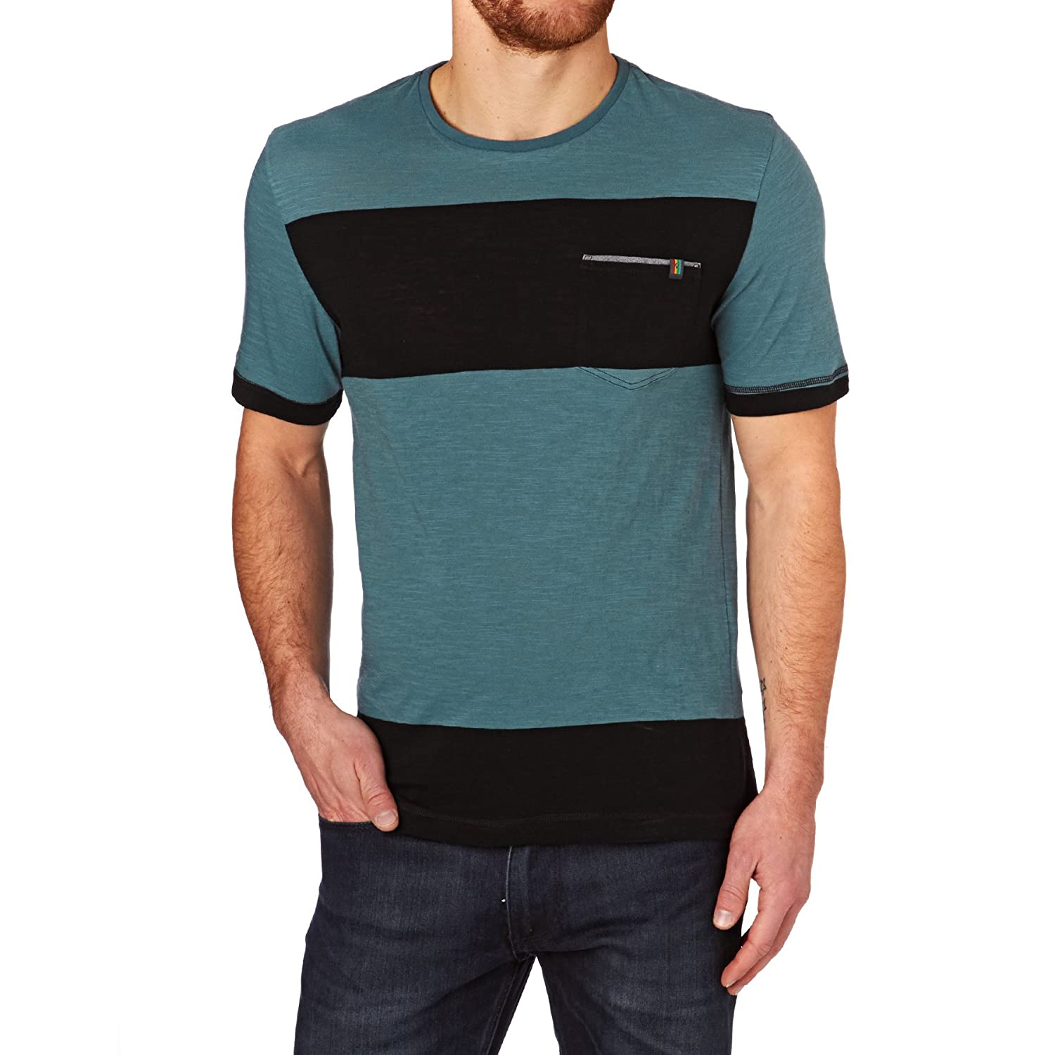 Rip Curl Beetle SS Tee Men's T-Shirt multi-coloured
