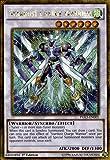 Yu-Gi-Oh! - Stardust Charge Warrior (PGL3-EN005) - Premium Gold: Infinite Gold - 1st Edition - Gold Secret Rare