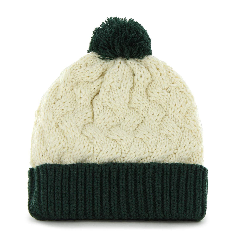 Amazon.com    47 Buffalo Bills Women s 2-Tone Matterhorn Beanie Hat with  Pom - NFL Ladies Cuffed Winter Knit Toque Cap   Sports   Outdoors af0cae81a56e