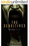 The Sensitives Books 1 - 3: A Paranormal Horror Series