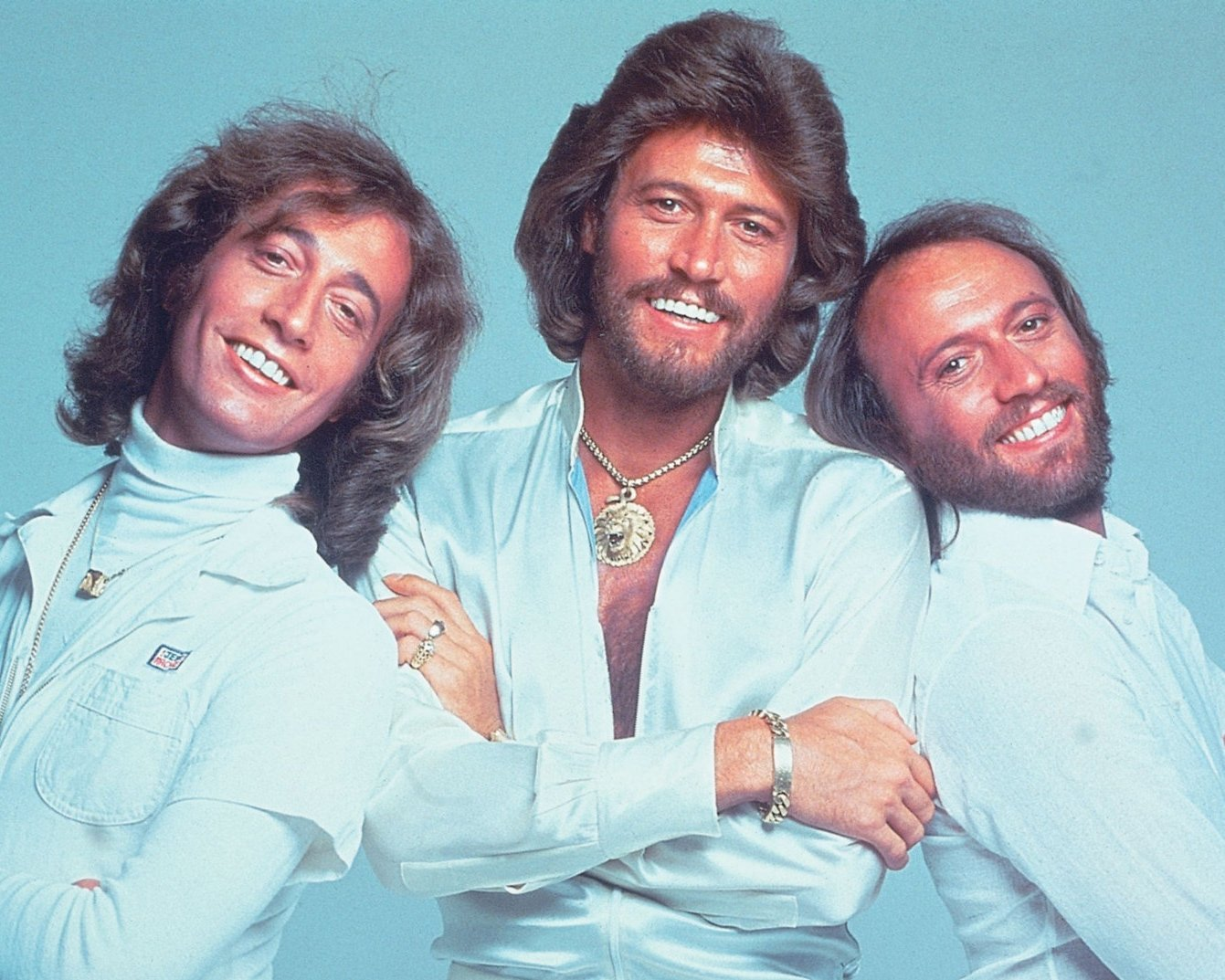 Bee Gees/Barry, Robin, Maurice Gibb 8 x 10 GLOSSY Photo Picture IMAGE #4