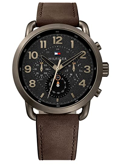 49ad0e71 Tommy Hilfiger Mens Watch 1791425: Amazon.co.uk: Watches