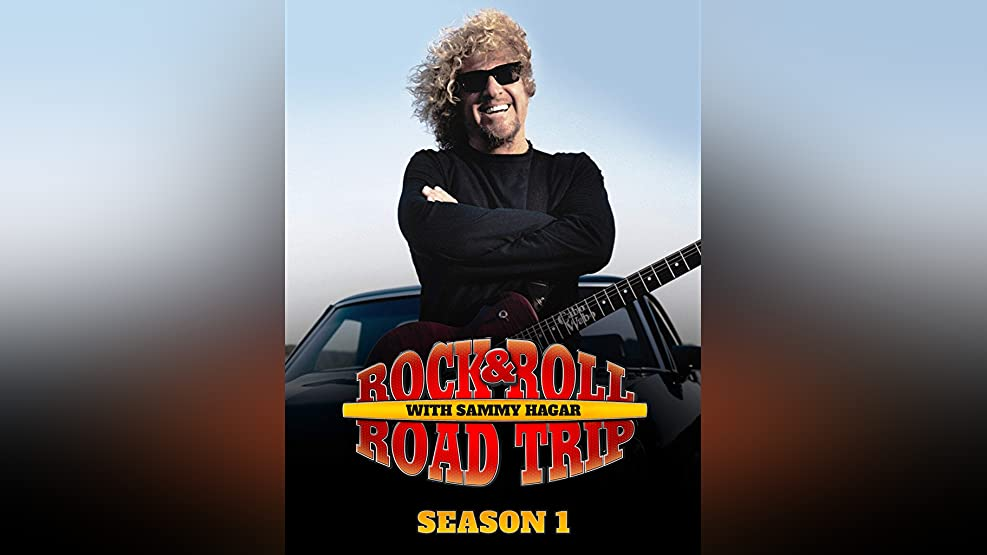 Sammy Hagar - Rock and Roll Road Trip - Sunset Strip