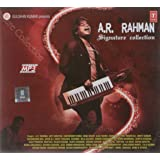 A.R.Rahman Signature Collection