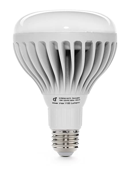 G7 power elko led 15 watt 75w 1100 lumen br30 recessed light bulb g7 power elko led 15 watt 75w 1100 lumen br30 recessed light bulb audiocablefo