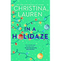 In a Holidaze book cover