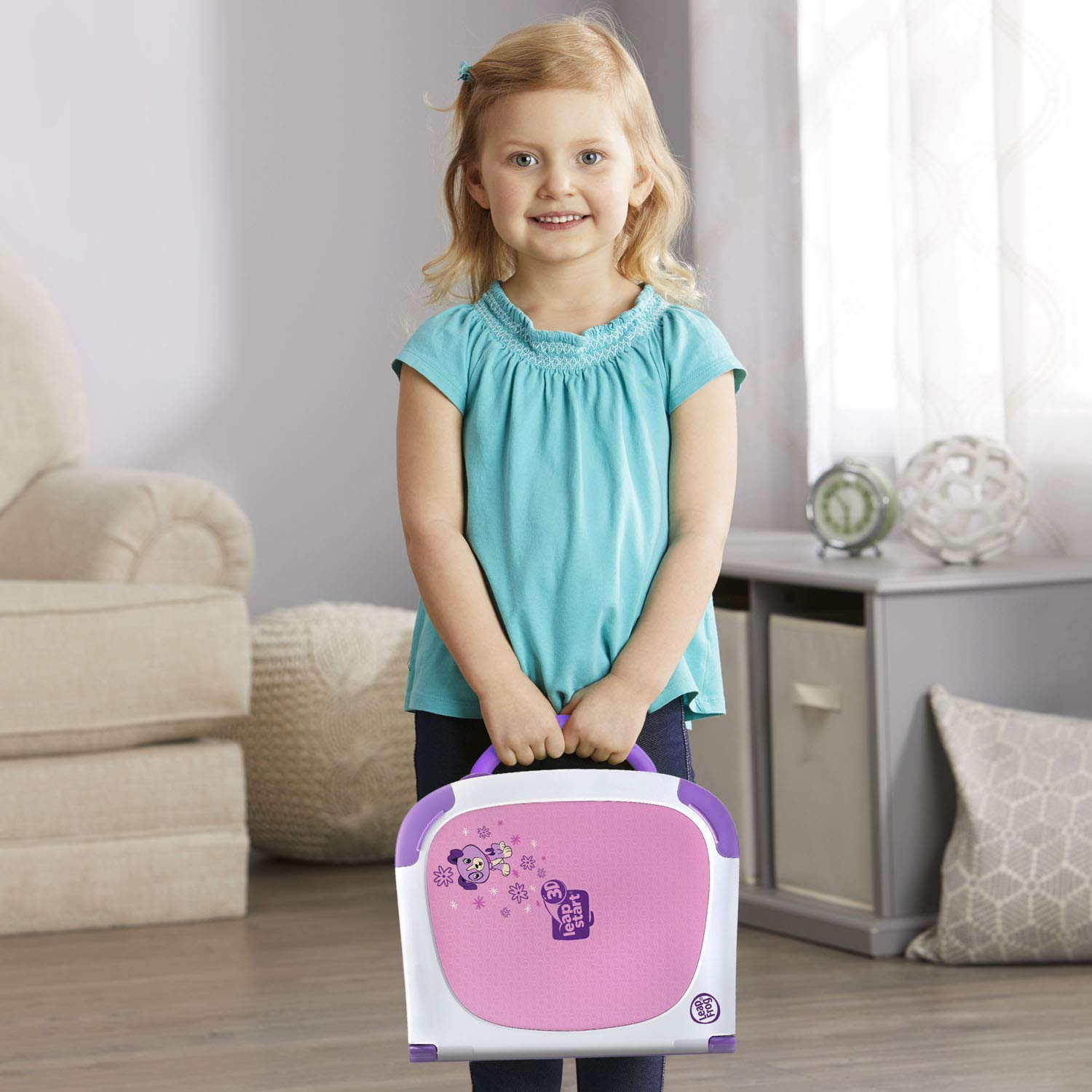 LeapFrog LeapStart 3D Interactive Learning System Amazon Exclusive, Violet by LeapFrog (Image #7)