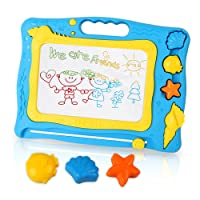 Deals on Beebeerun Magnetic Drawing Board Kids