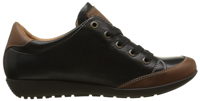 Lisboa W67 I16, Sneakers Hautes Femmes, Noir (Black), 37 EUPikolinos