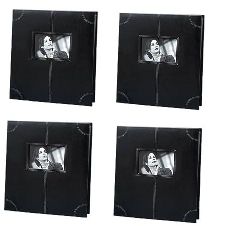 Fetco Home Décor Parkin 4x6 Photo Album 4 Album Kit Amazoncouk