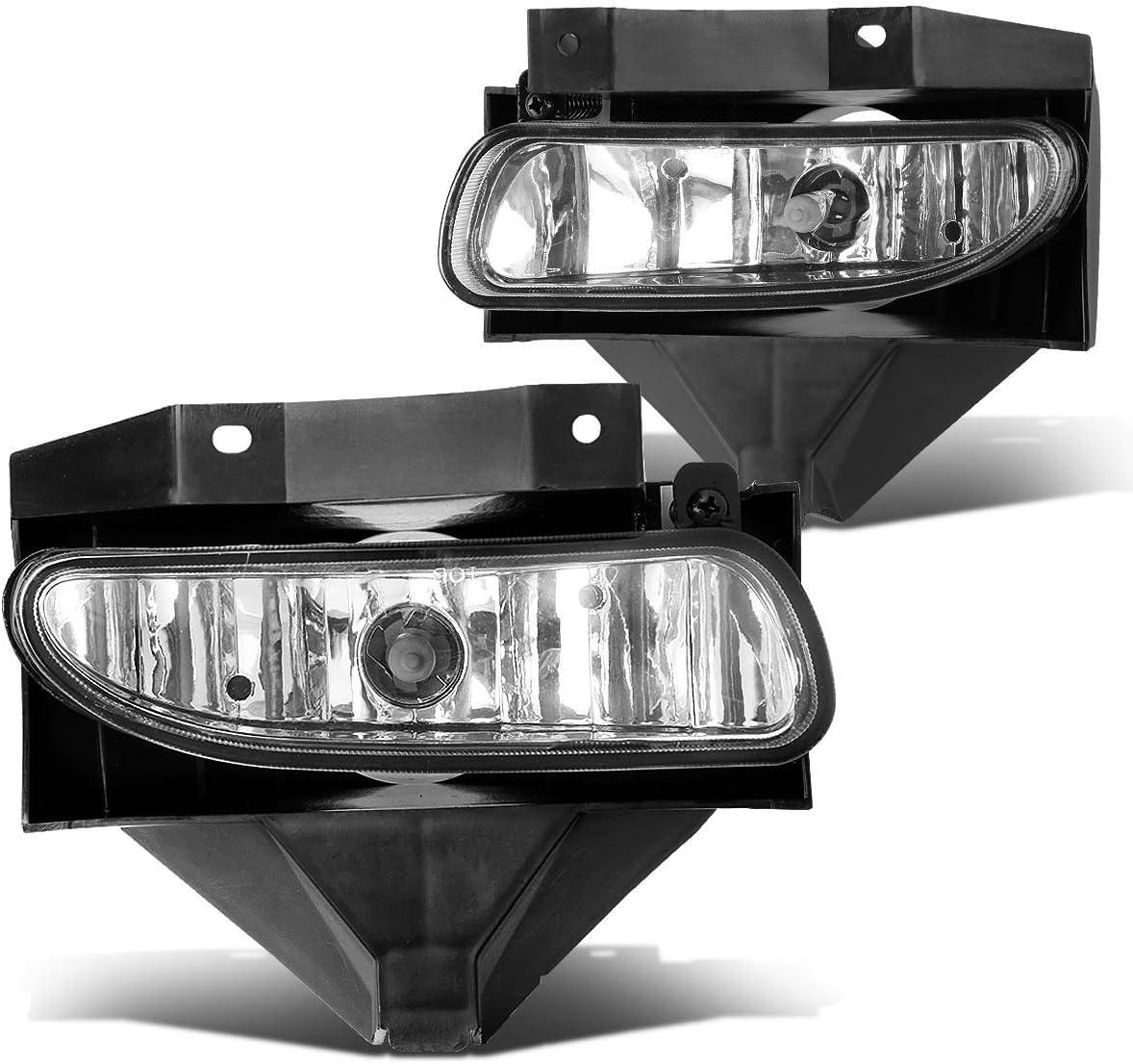 DNA MOTORING FL-ZTL-115-AM Front Bumper Fog Light