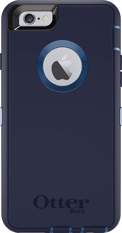OtterBox Defender Case for iPhone 6, 6s - Bulk Packaging - Indigo Harbor (Royal Blue/Admiral Blue)