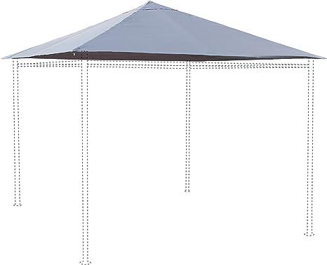 Alice s Garden – lienzo de techo gris para carpa 3 x 3 m ...