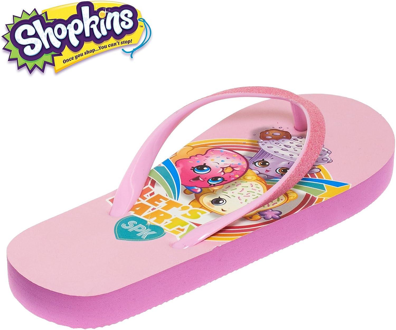 Shopkins Girls Flip Flops