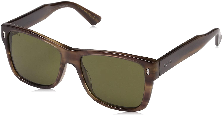 Gucci GG0052S gafas de sol, AVANA, One size Unisex