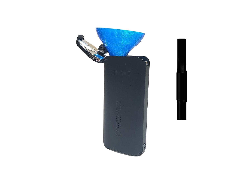 Funnel Includes Tamp Tool Compatible with DaVinci IQ Flowermate V5.0 Mini V5.0 Nano and More