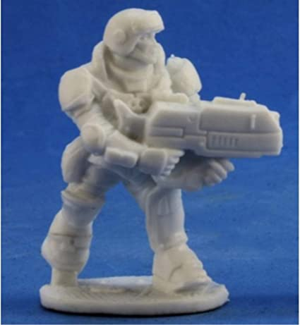 Aztec, IMEF Trooper