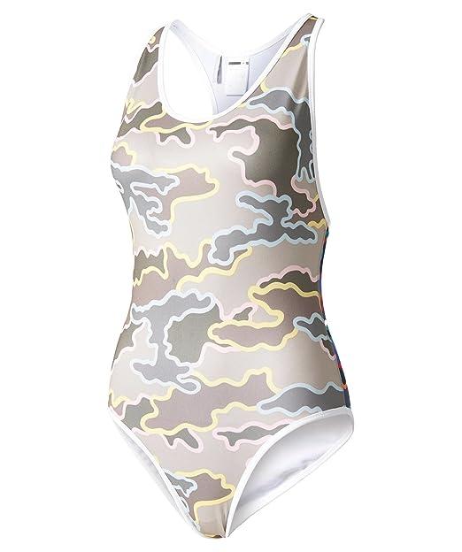 Adidas performance - Body - para mujer gris gris: Amazon.es: Ropa y accesorios