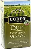 Corto Truly Extra Virgin Olive Oil, 3L (Harvest 2016)