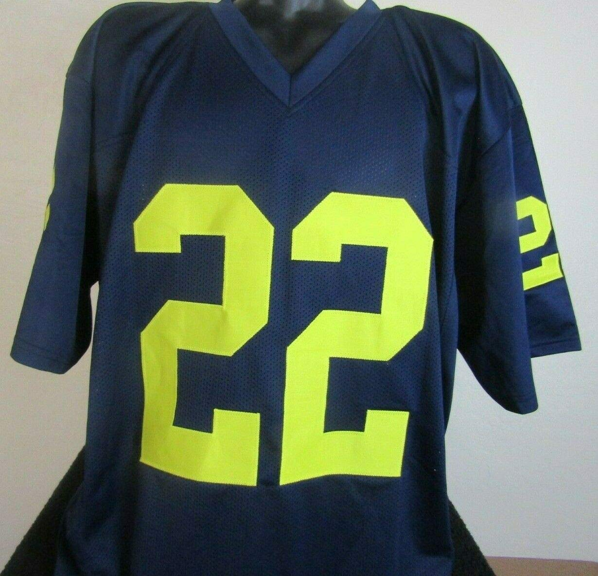 finest selection 23821 22e32 Amazon.com: Ty Law Signed Autographed Michigan Wolverines ...