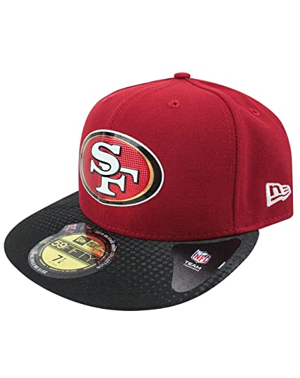 size 40 bfb1d 3a7ea New Era 59Fifty NFL San Francisco 49ers Draft Cap (7)