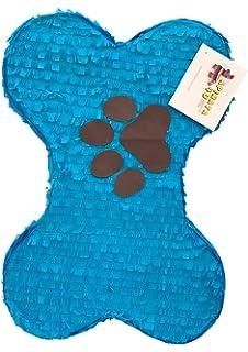 Amazon.com: apinata4u Multicolor Piñata, diseño de hueso de ...