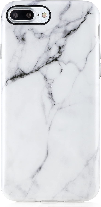 Amazon Com Vivibin Iphone 7 Plus Case Iphone 8 Plus Case Cute For Women Girls Clear Bumper Best Protective Soft Silicone Rubber Matte Tpu Cover Slim Fit Best Phone Case For Iphone 7 Plus 8 Plus