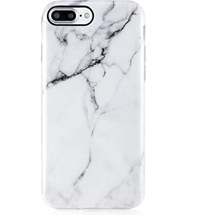 silicone iphone 7 plus case marble